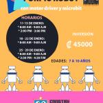 Campamento Internacional – Virtual: Crea tu propio Robot