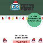 Curso de STEAM  Virtual navideño 4 a 6 años