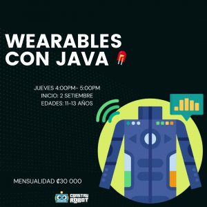 Curso wearables pago total
