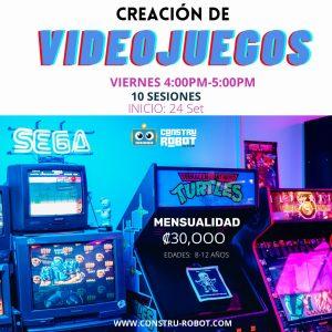 Videojuegos arcade