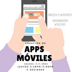 Diseño básico de Apps móviles